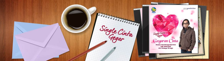 single cinta gegar