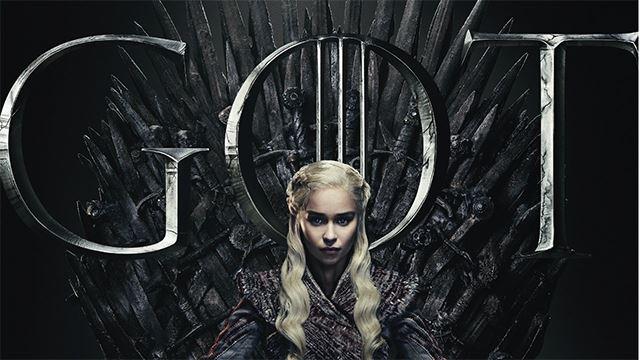 dalam masa 24 jam, episod pertama game of thrones dicetak rompak sebanyak 54 juta kali