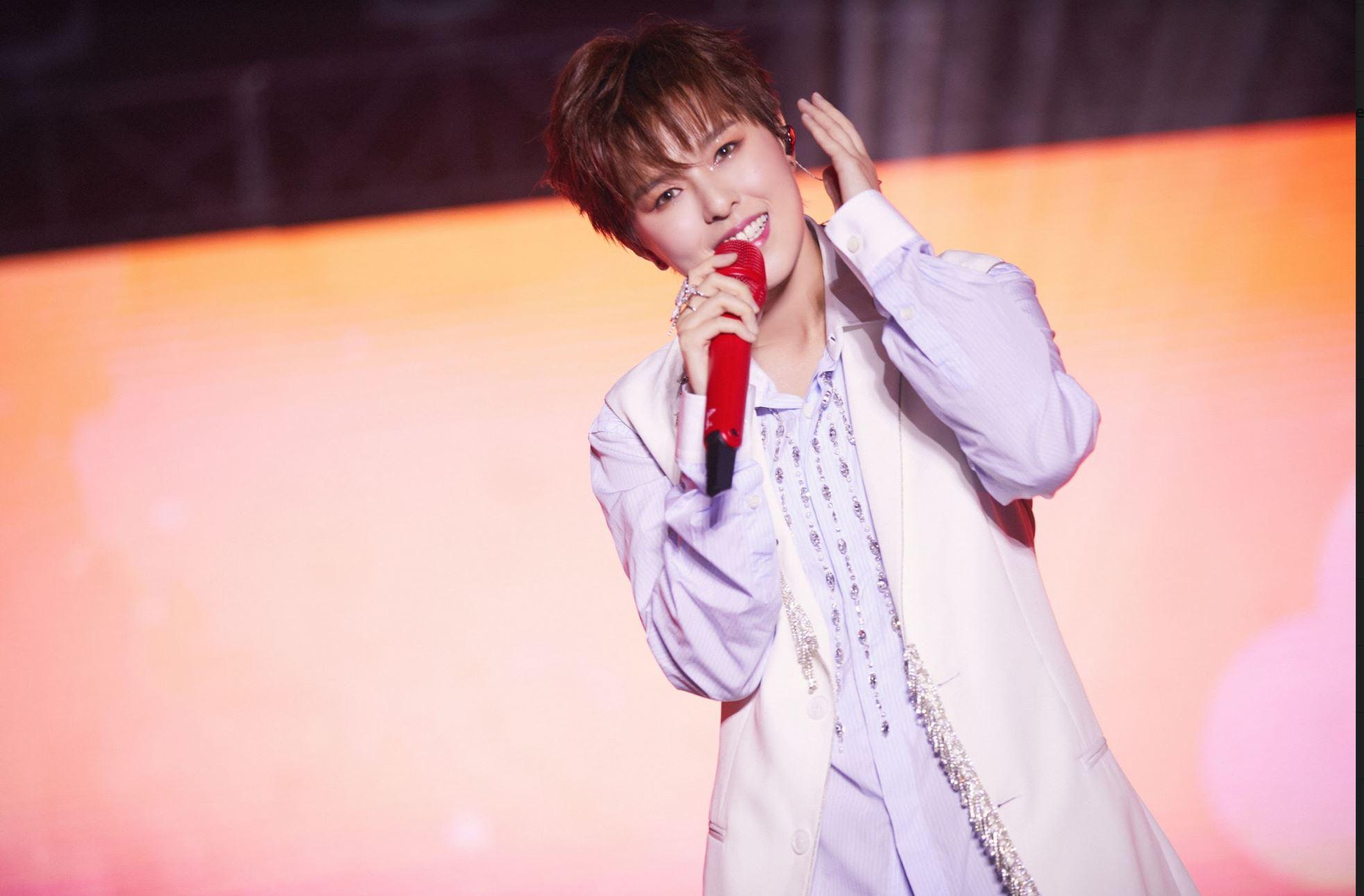 sunnee杨芸晴首张个人专辑《天气:晴》正式发行! 已破50万张!