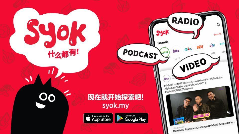 syok app