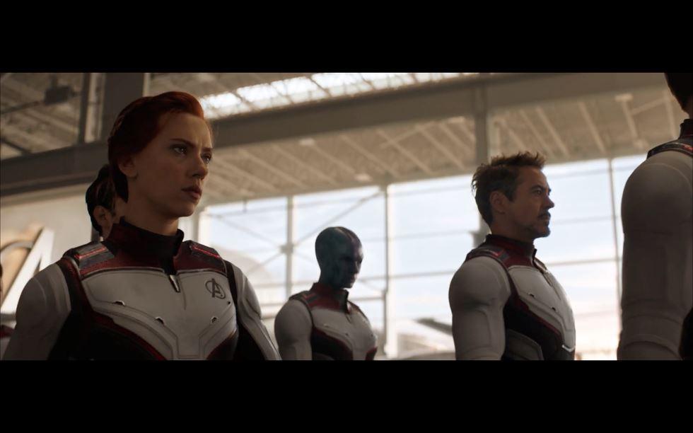 【影片】avengers4 预告!惊奇队长现身,2彩蛋抢先看! goxuan
