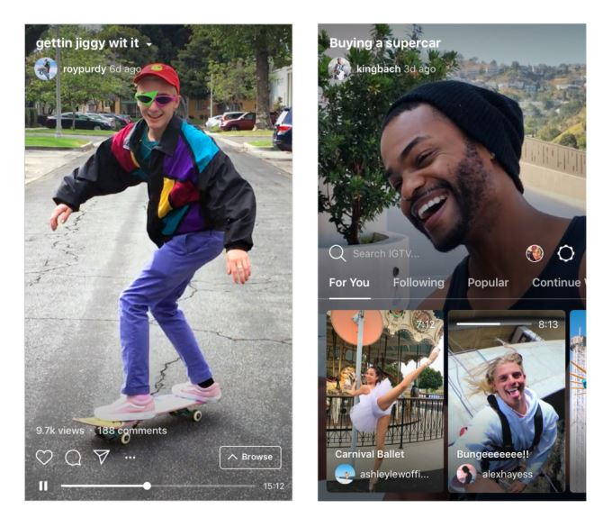 Instagram Launched IGTV And It's Like IG Stories And YouTube
