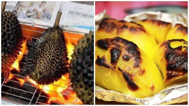 Durians Just Got Roasted And Malaysians Are Loving It