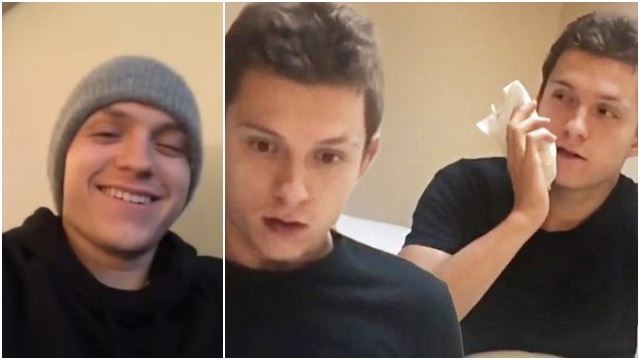Tom Holland Got His Wisdom Teeth Removed And The Video Is Hilarious!