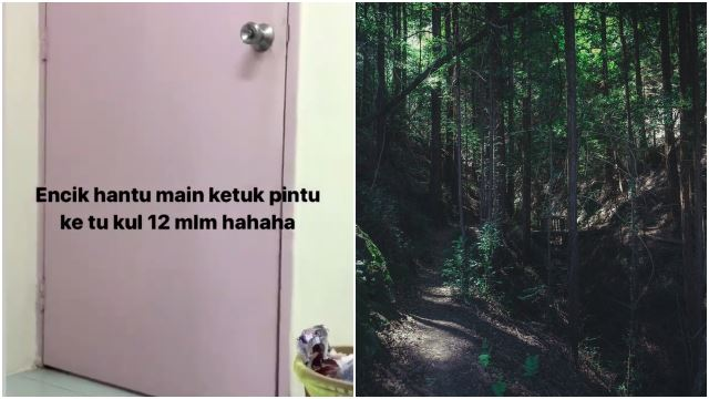 Msian Girl Got Kacau-ed By Ghost In Hostel After Hiking Alone