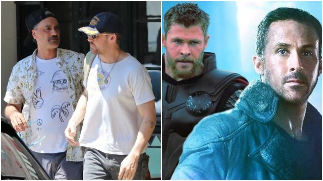 Ryan Gosling And 'Thor 4's' Taika Waititi Met Up And We're Freaking Out