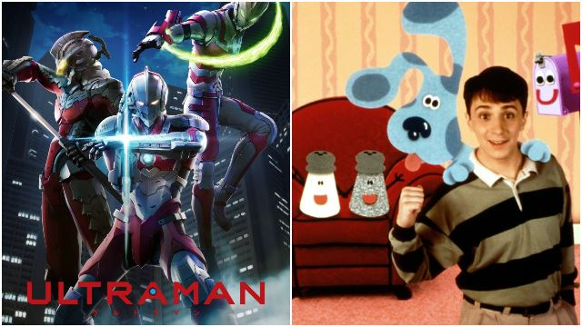 Ultraman And Blue's Clues Are Making A Comeback This Year!