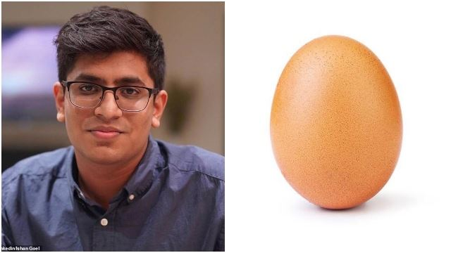 The Spark Behind The Egg That Broke The Internet