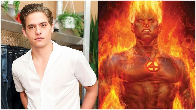 Dylan Sprouse Really Wants To Play The Human Torch In The MCU's 'Fantastic Four' And Everyone Is Against It