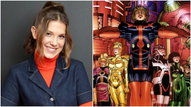 Millie Bobby Brown Is Rumoured To Be Joining The MCU In 'The Eternals'!