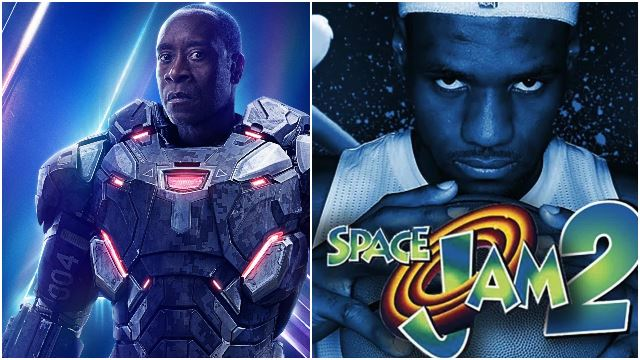 Marvel's Don Cheadle Is Officially Joining 'Space Jam 2' With LeBron James!