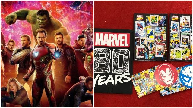 Pos Malaysia Is Releasing Its First Ever Marvel-Themed Stamp Series!