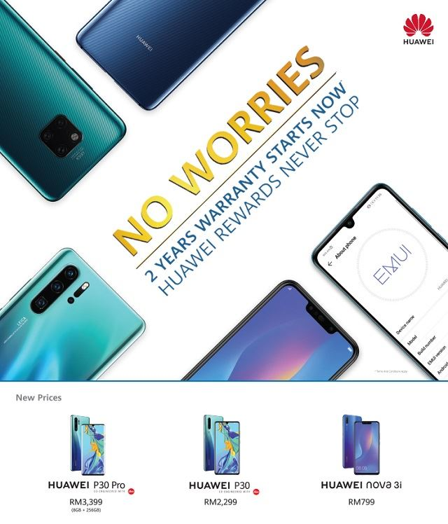 HUAWEI Is Giving Out Awesome Deals And Many More Starting