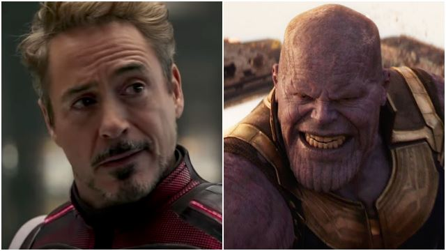 "RDJ And Josh Brolin Won ""Best Hero"" And ""Best Villain"" At The MTV Awards!"