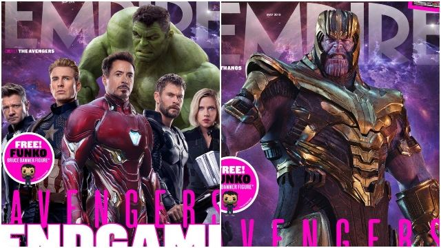 d2de0c3bb4a These New  Avengers  Endgame  Pictures Are Bidding Farewell While Focusing  On The Original 6