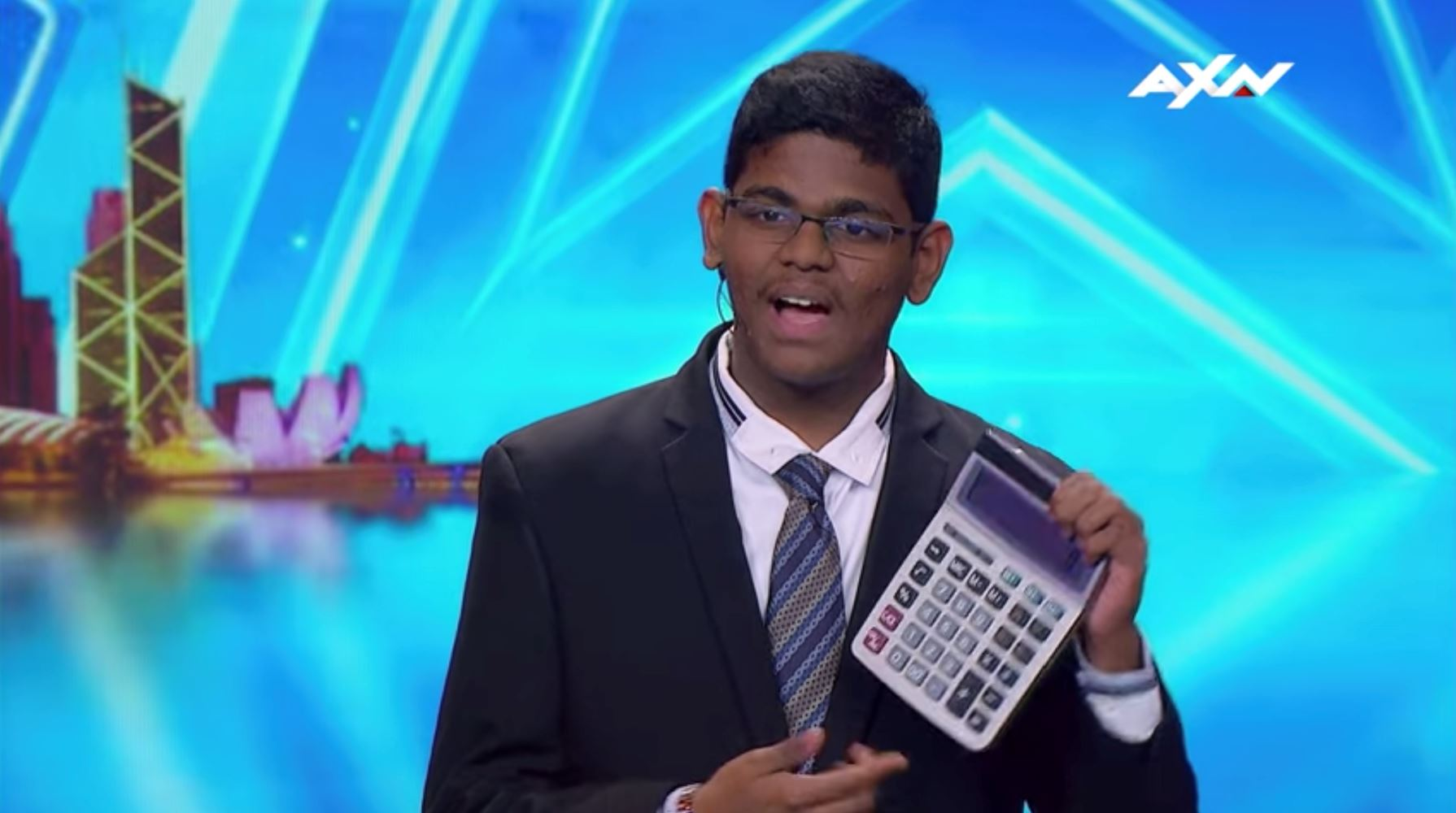 this 15yo malaysian math genius just blew everyone's mind at asia's got talent!