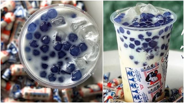 There's A White Rabbit Bubble Tea Available In PJ And We Are Freaking Out!