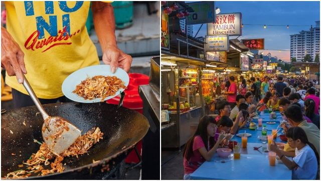 S'pore Was Crowned 'Best Street Food' And Msians Are Fuming