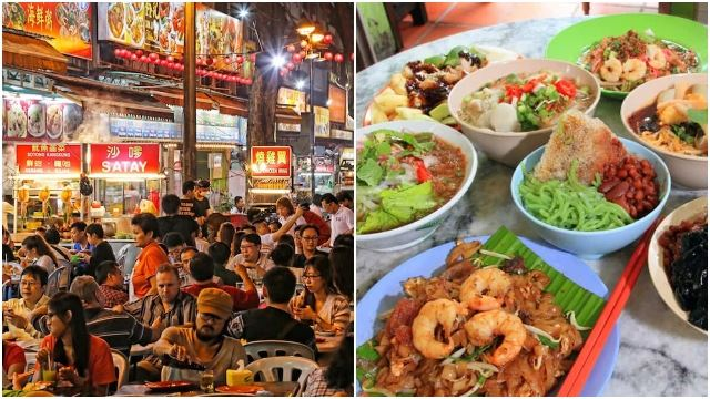 Penang And KL Have Made It Onto The World's Best Street Food List