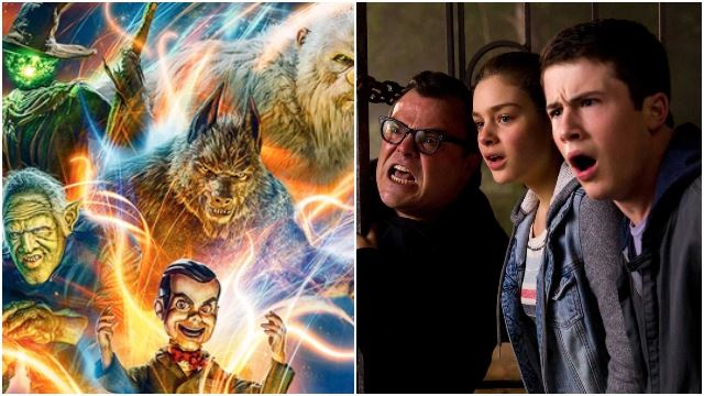 A New Live-Action 'Goosebumps' Series Is In The Works