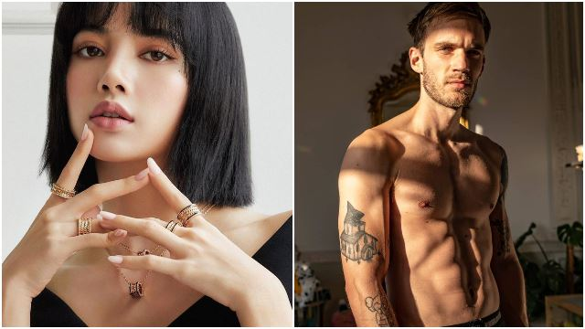 Lisa And PewDiePie Tops Most Beautiful And Handsome Faces List Of 2020