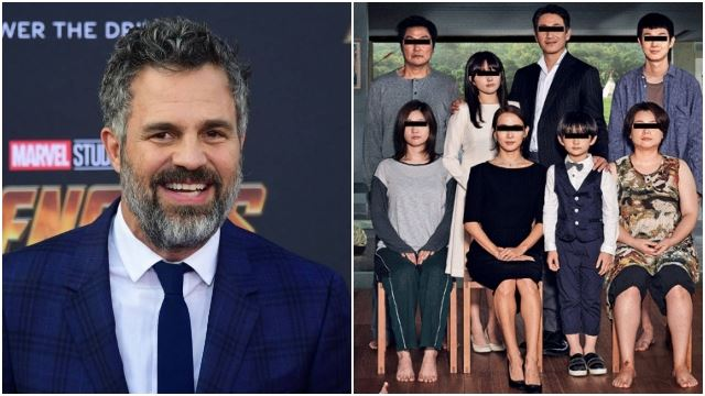 Mark Ruffalo Confirms That He's To Star In The 'Parasite' Series