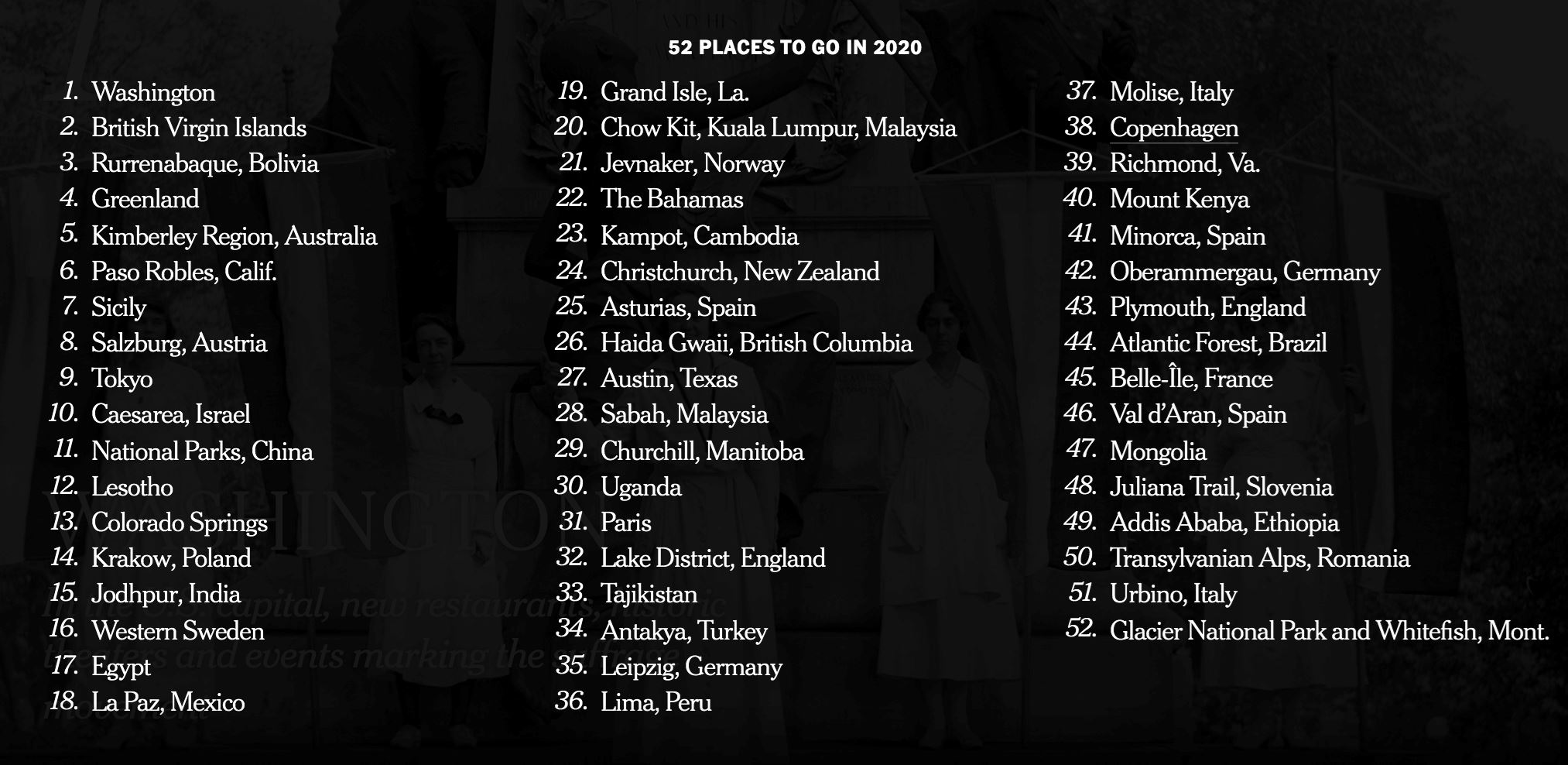 kl's chow kit and sabah make it on the new york times' 52 places to go in 2020 list