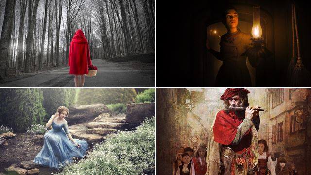 4 Fairy Tales You Heard Of As A Kid That Are Actually Really Scary