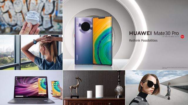 Treat Yourself This 2020 With HUAWEI's Flagship Gadgets