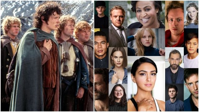 'The Lord Of The Rings' Series Finally Reveals Its Main Cast