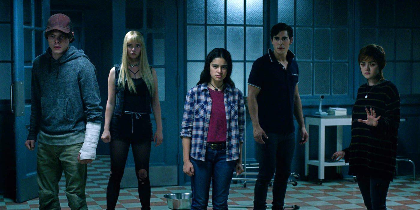 """marvel's horror movie """"new mutants"""" gets new trailer"""