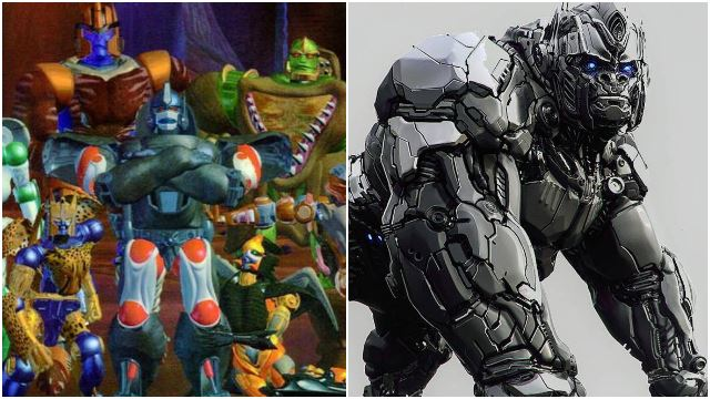 Transformers Reboot Movie Based On Beast Wars Is Coming
