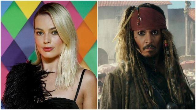 Margot Robbie Cast As Lead In New 'Pirates Of The Carribean' Movie