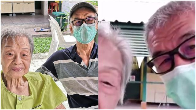 Oldest COVID-19 Survivor In Singapore Celebrates By Eating Durian
