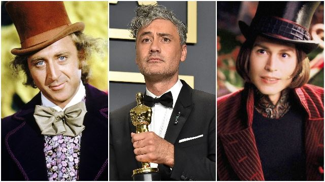 Taika Waititi Is Set To Make 2 New 'Charlie And The Chocolate Factory' Series
