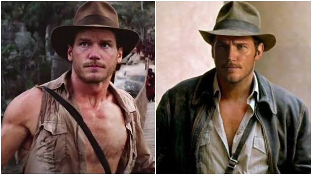 Chris Pratt As Indiana Jones In This Deepfake Is Everything.