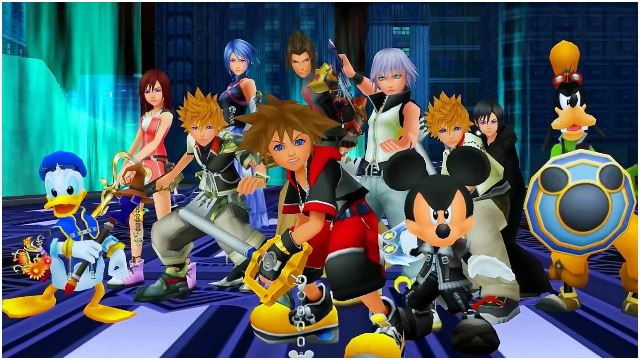 Kingdom Hearts Is Reportedly Being Adapted As A TV Series