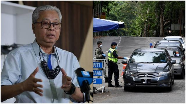 Senior Minister: 3 People Now Allowed In One Car During CMCO
