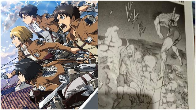 Fans Are Shocked After Seeing Attack On Titan Manga In Malaysia
