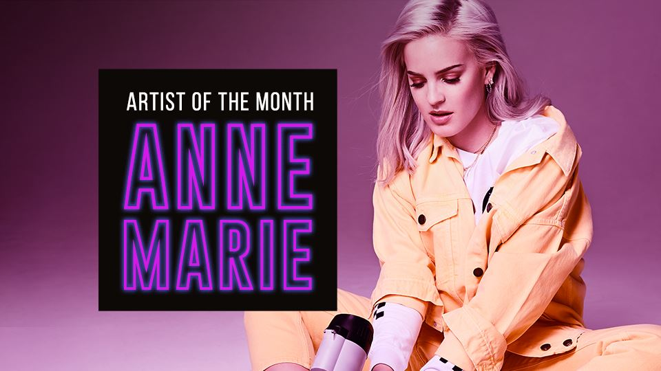 aotm may 2018: anne marie