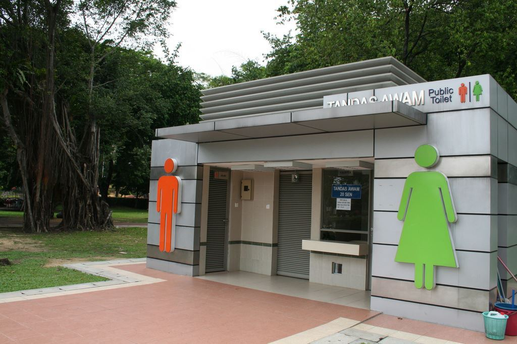 Cleanliness Of Malaysia S Public Toilets Still Rated Below
