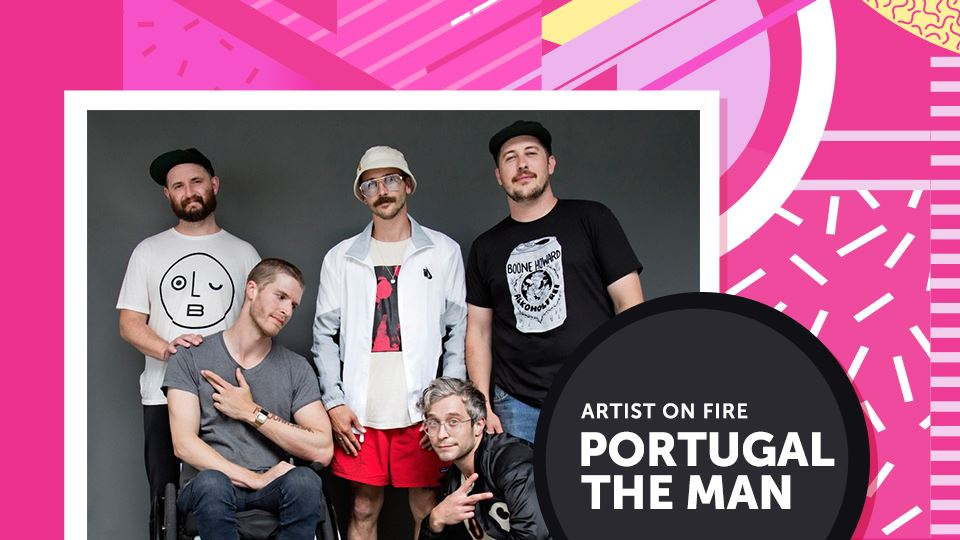 aof february 2018: portugal. the man