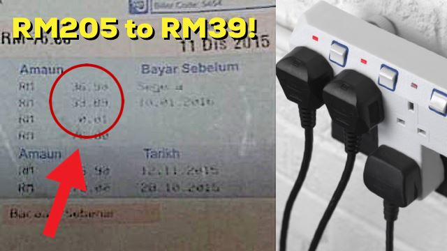 Malaysian Woman Shares How To Save Your Electricity Bill By 80% With One Simple Trick!