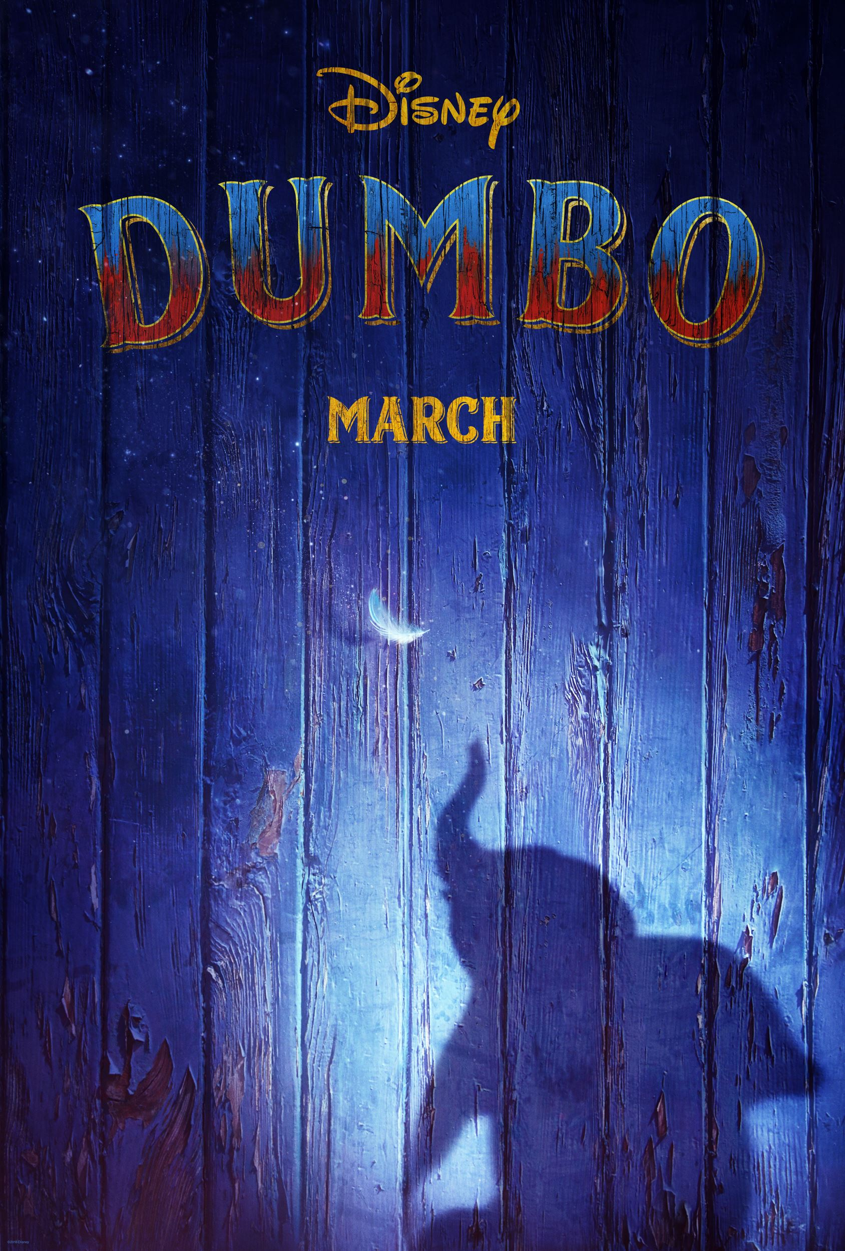 disney just released the teaser for dumbo and it looks amazing hitz