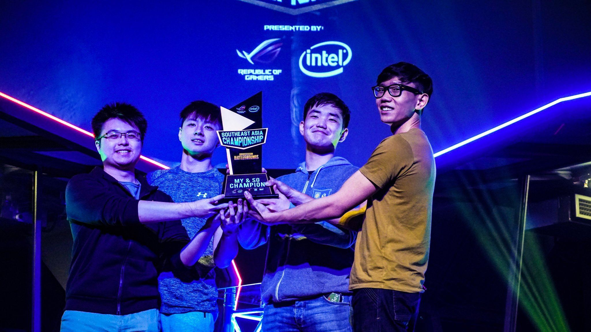 malaysian pubg team battle their way to the world championships!