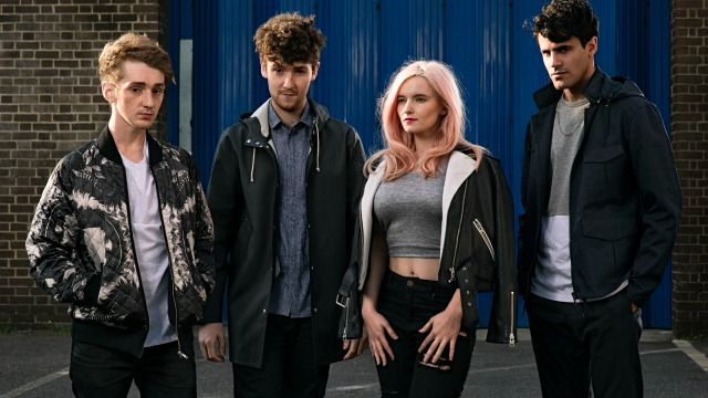 AOF May 2017 - Clean Bandit