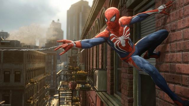 Spider-Man's Gameplay Is Here And It Looks Epic