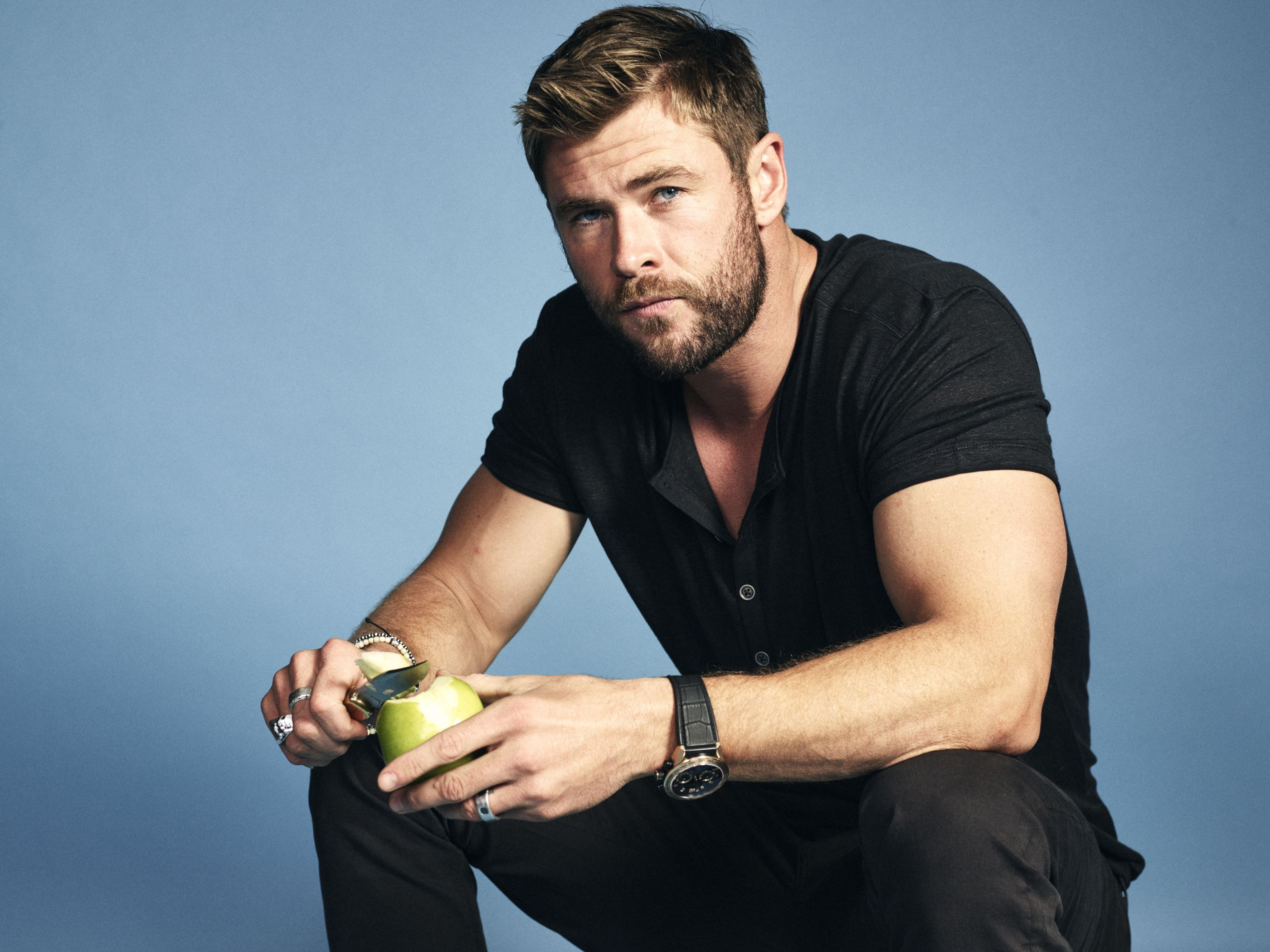 Chris Hemsworth will dilute the team of ghost hunters 06/11/2015 69