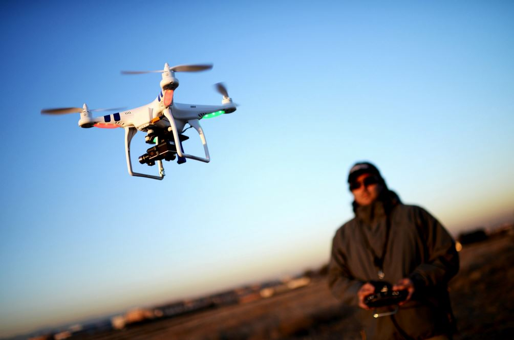 Did You Lose A Drone? The Police Are Looking For You | HITZ