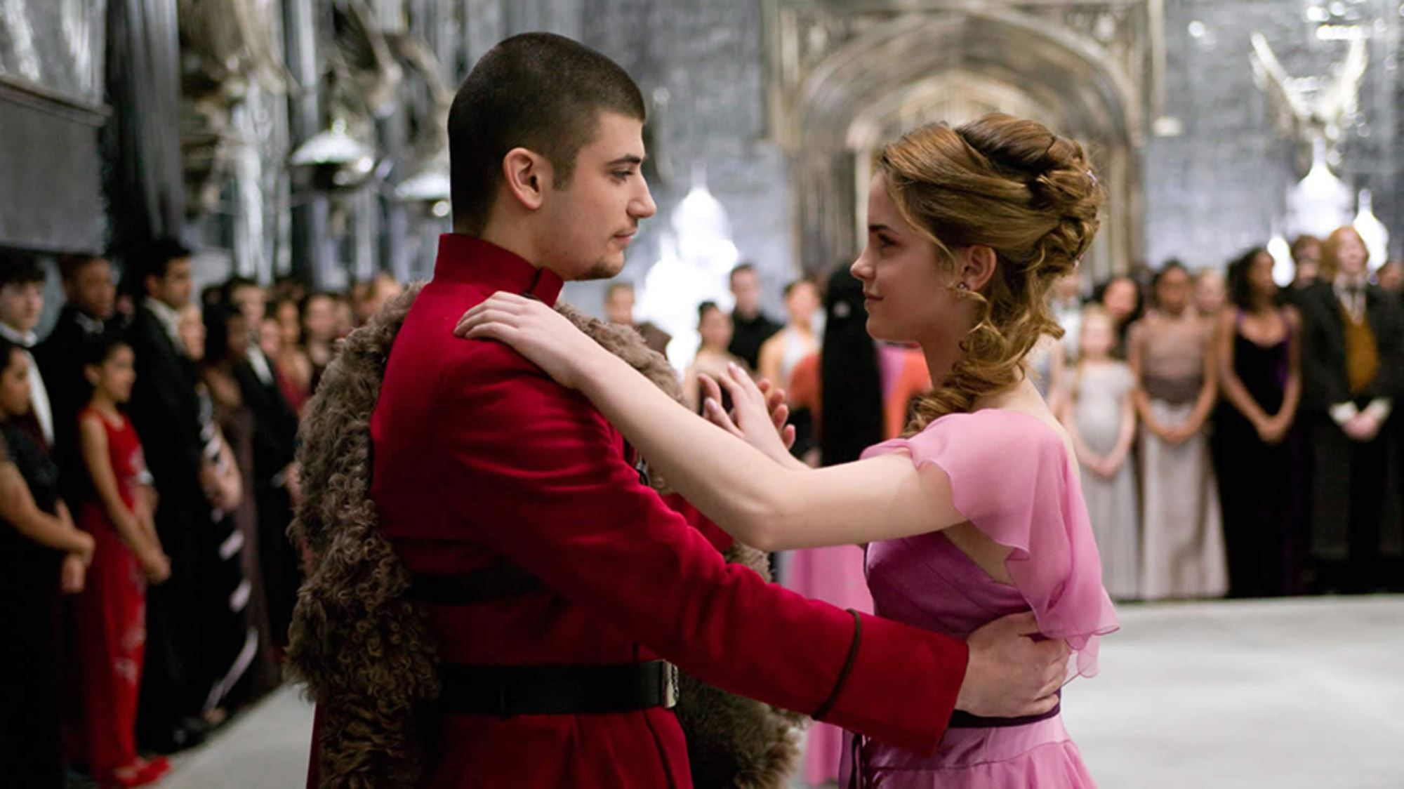 Hermione granger dating